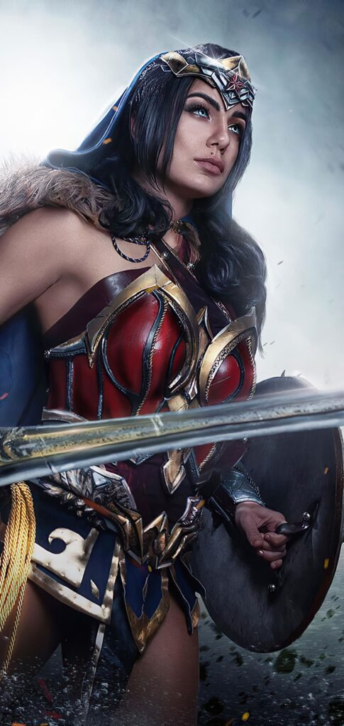 Wonder Woman Wallpapers For 4k
