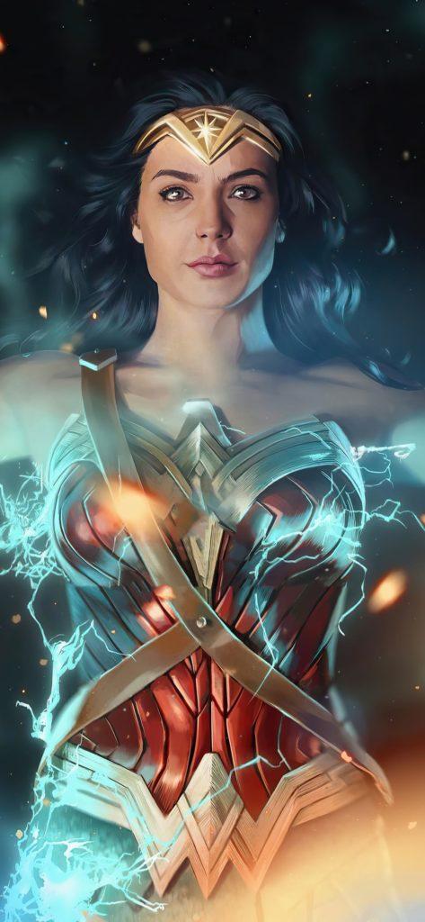Wonder Woman Iphone Wallpaper