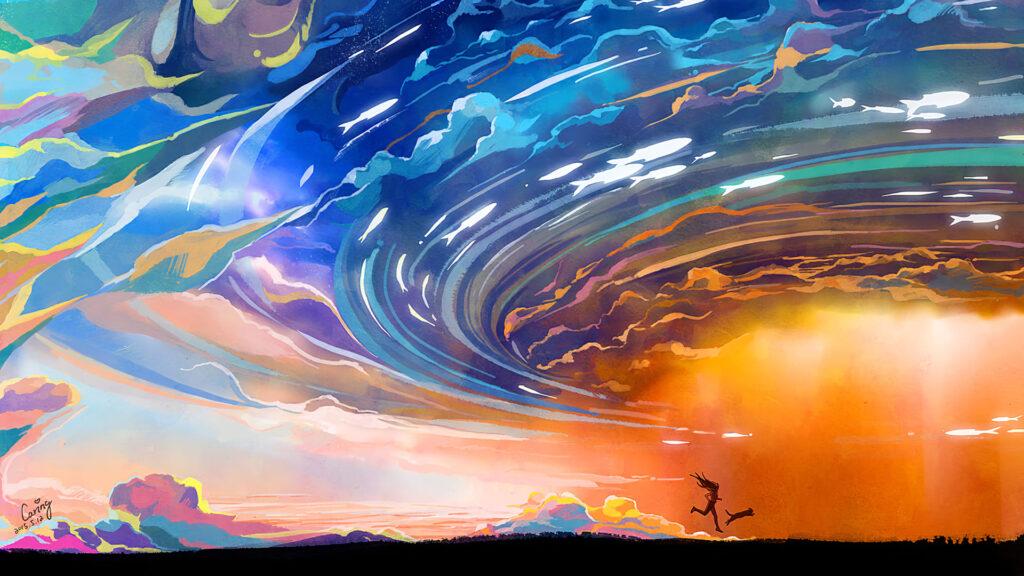 colorful pc wallpaper hd