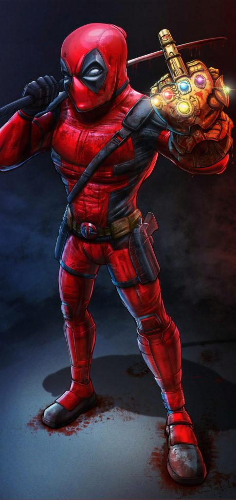 Deadpool Badass Wallpaper