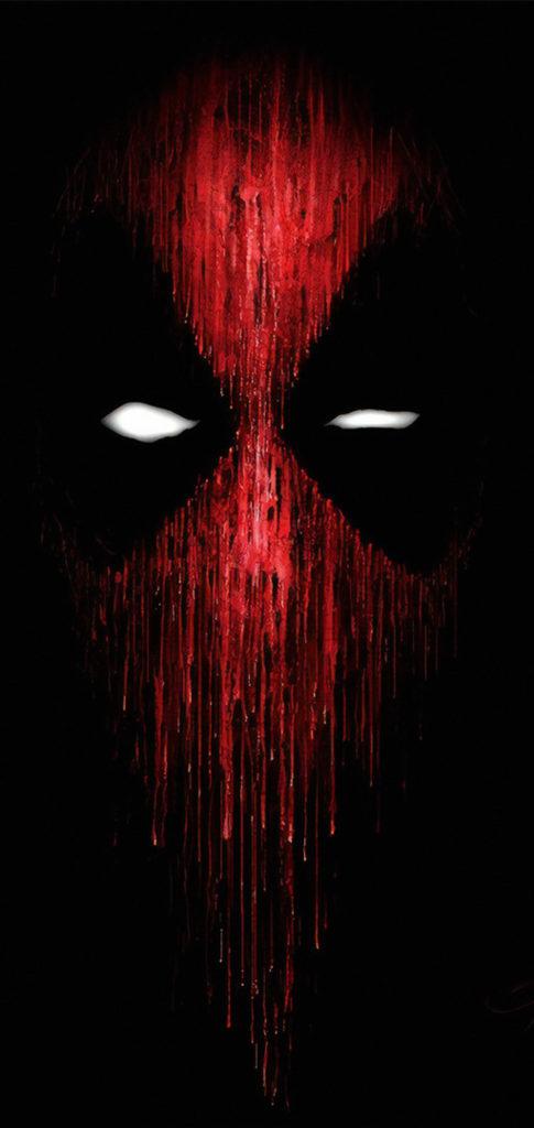Deadpool Wallpaper Black
