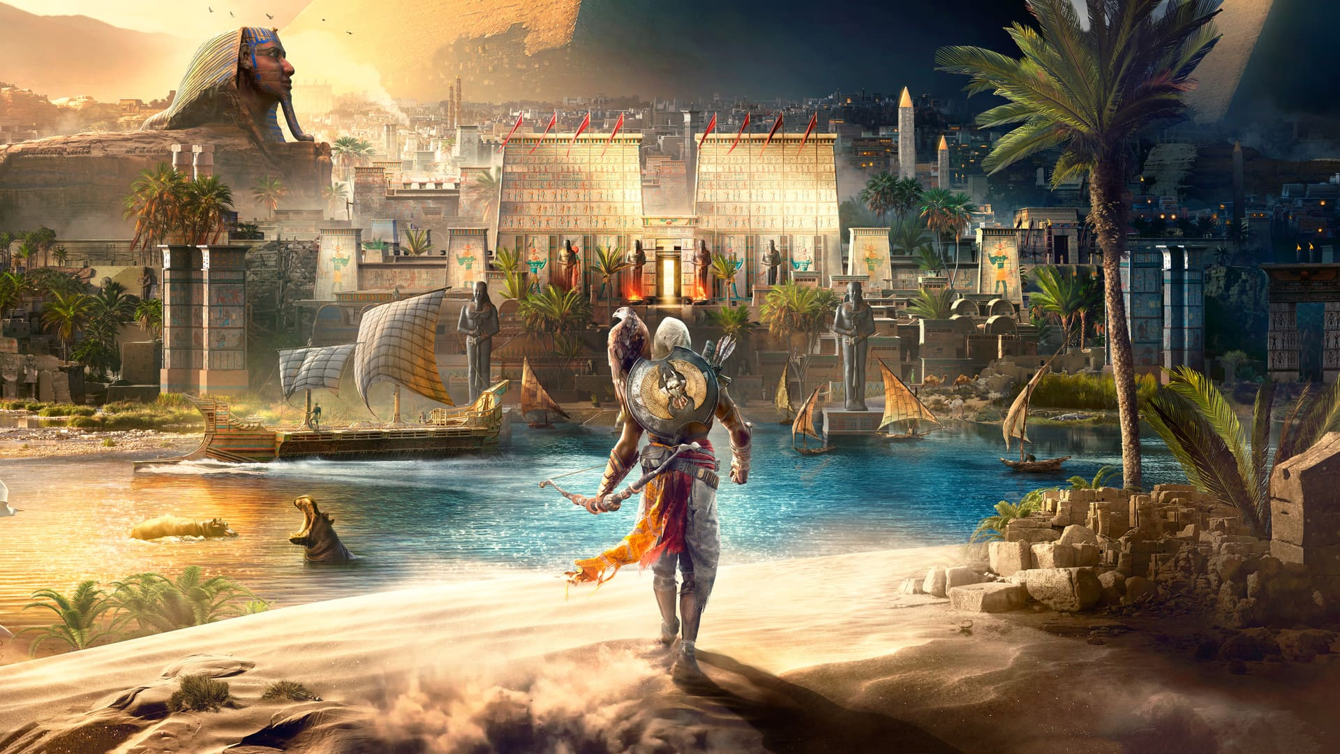Assassins Creed Odyssey Wallpapers Top 4k Free Background Download