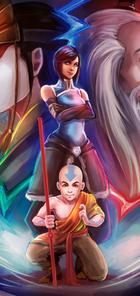 Avatar The Last Airbendar Wallpaper 2020