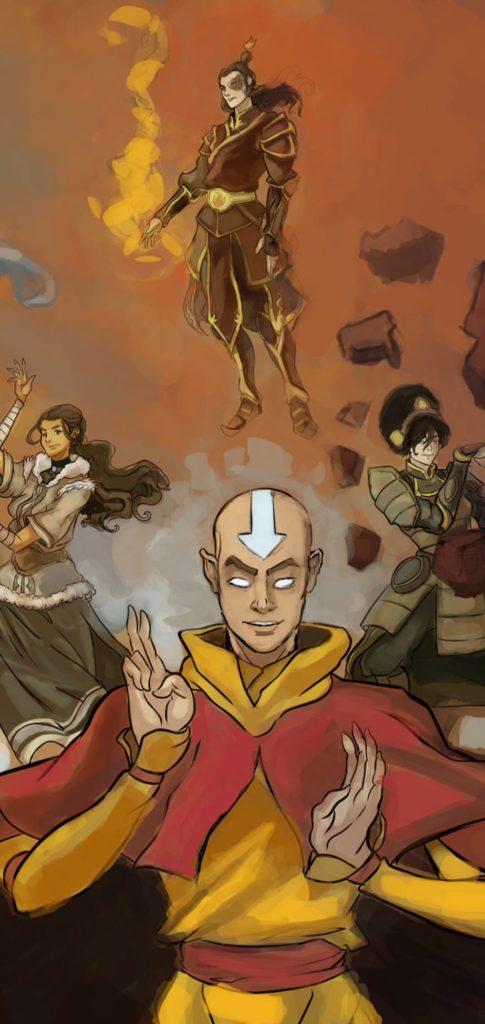 Avatar The Last Airbendar Wallpaper