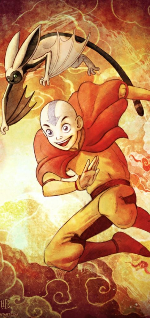 Avatar The Last Airbendar Wallpaper Hd