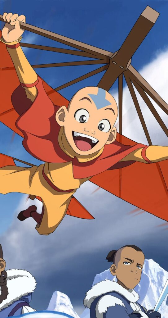 Avatar The Last Airbendar Image