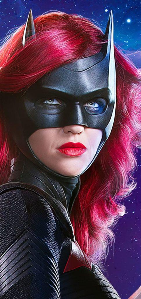 Batwoman Background