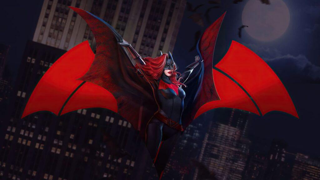 Batwoman Desktop Background