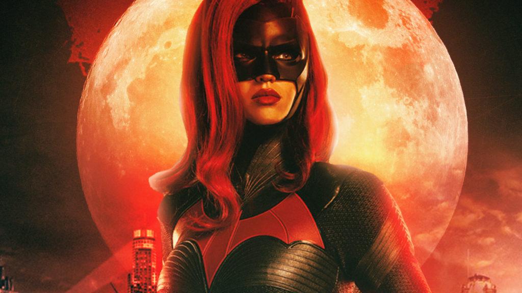 Batwoman Desktop Wallpapers