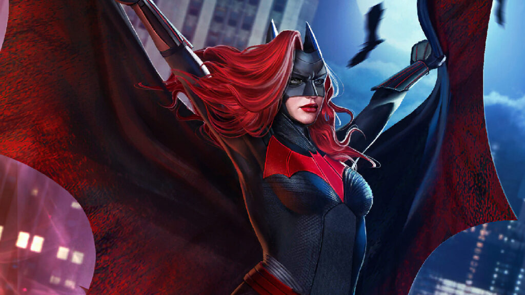 Batwoman For Computer 4k Wallpaper