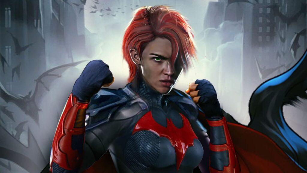 Batwoman For Computer Wallpaper