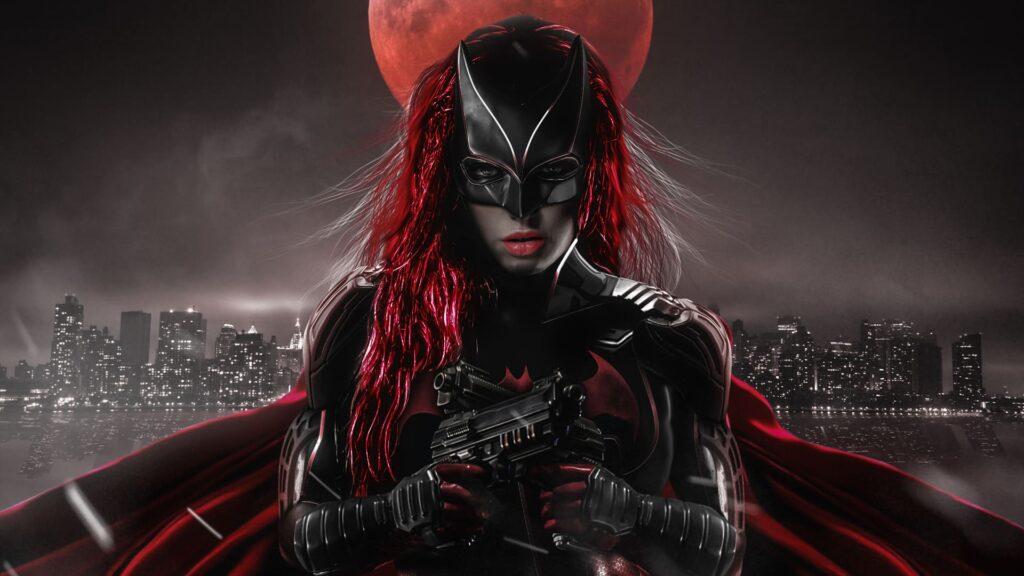 Batwoman For Desktop Wallpaper 4k