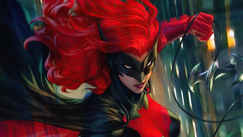 Batwoman For Laptop Hd Wallpaper