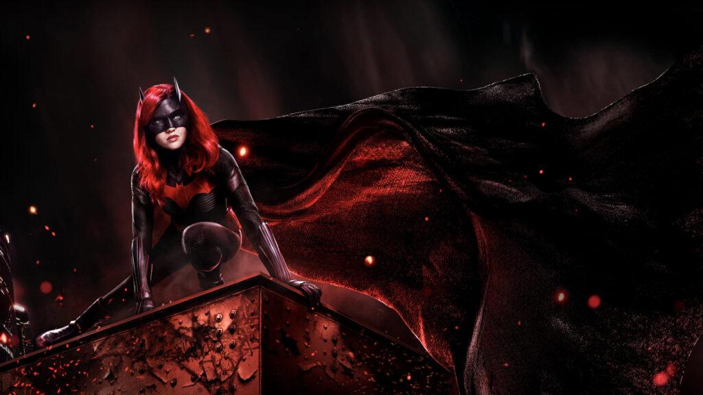Batwoman For Laptop Wallpaper Hd