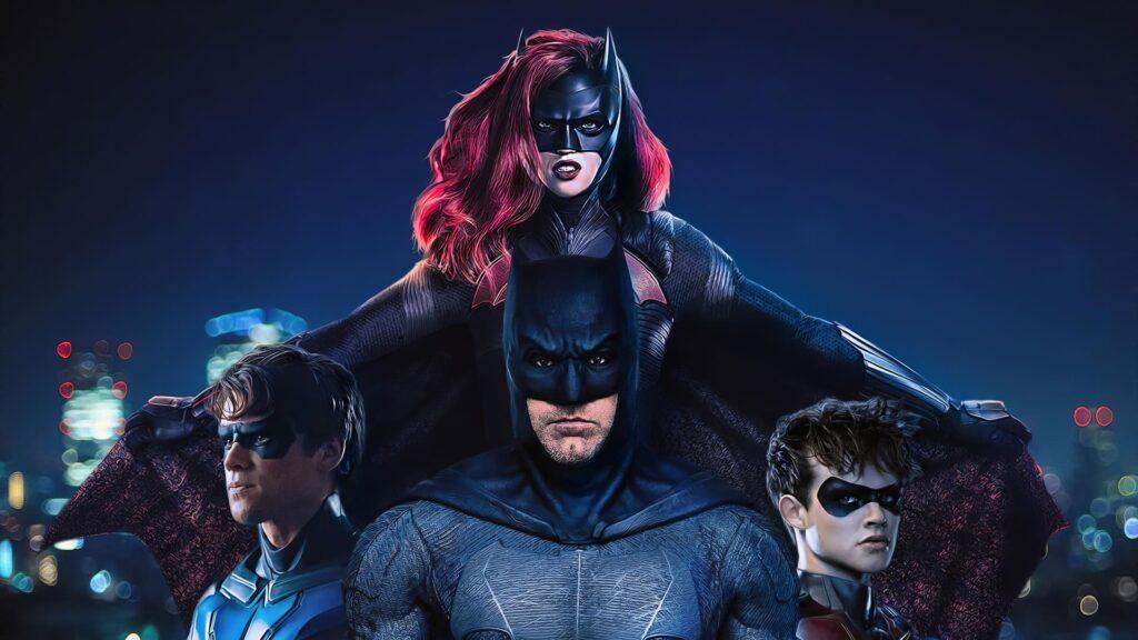 Batwoman For Pc Wallpaper