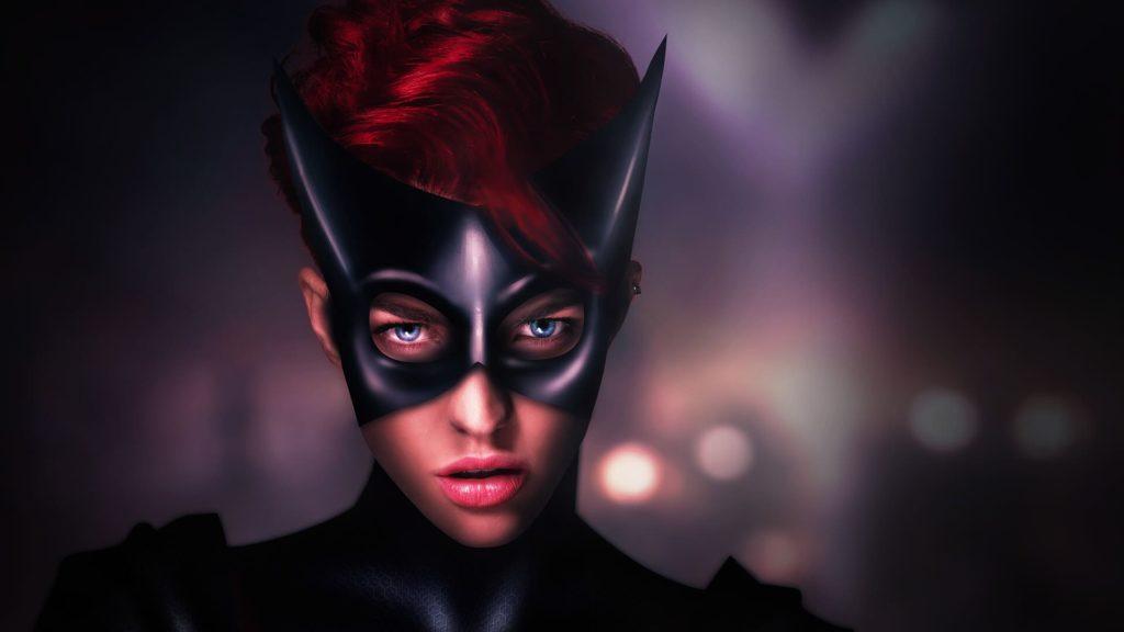 Batwoman Pc Wallpaper