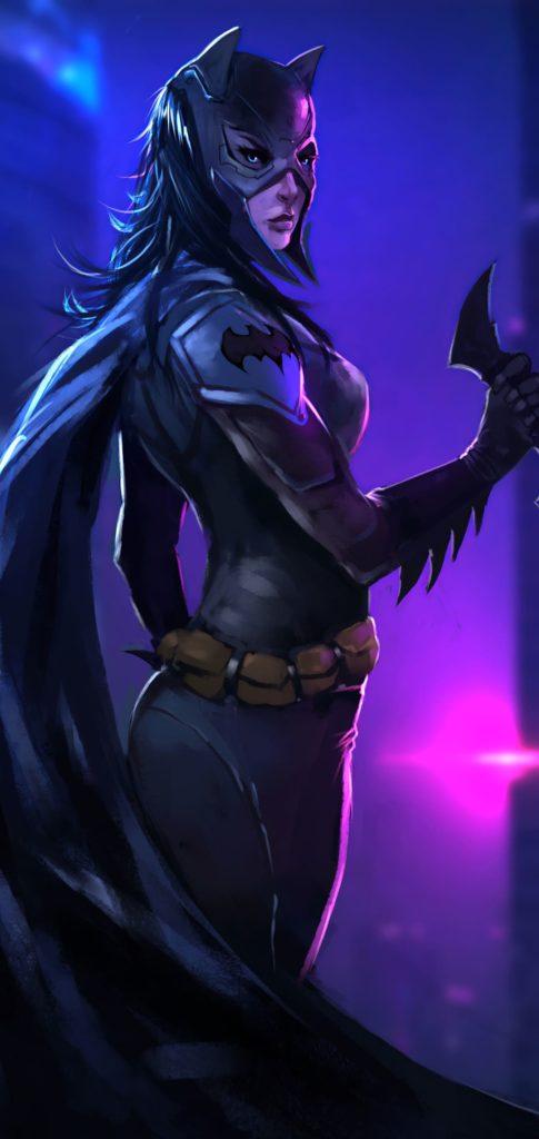 Batwoman Wallpaper 2020