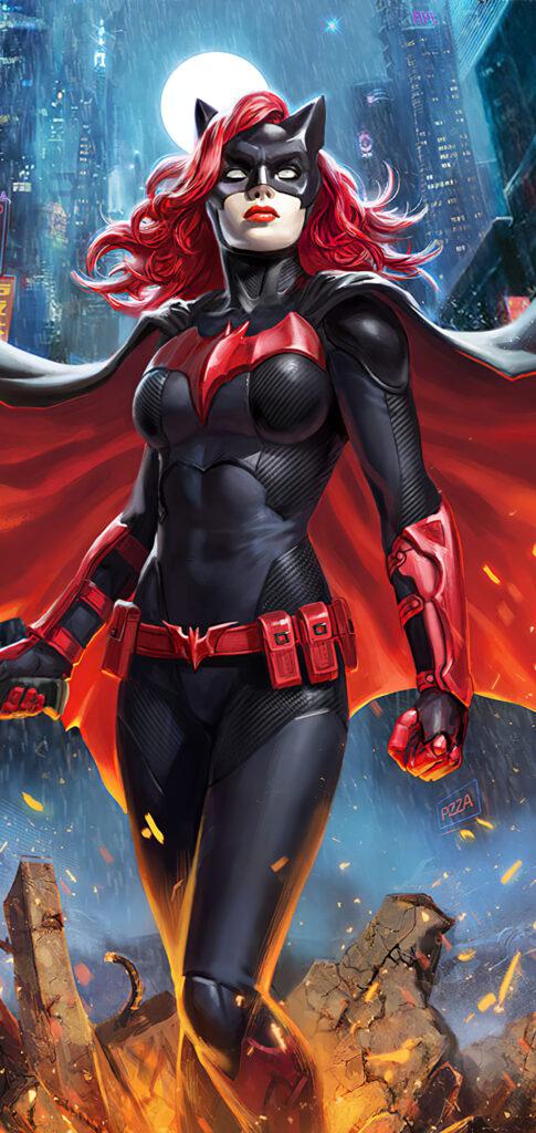 Batwoman Wallpaper For Mobile