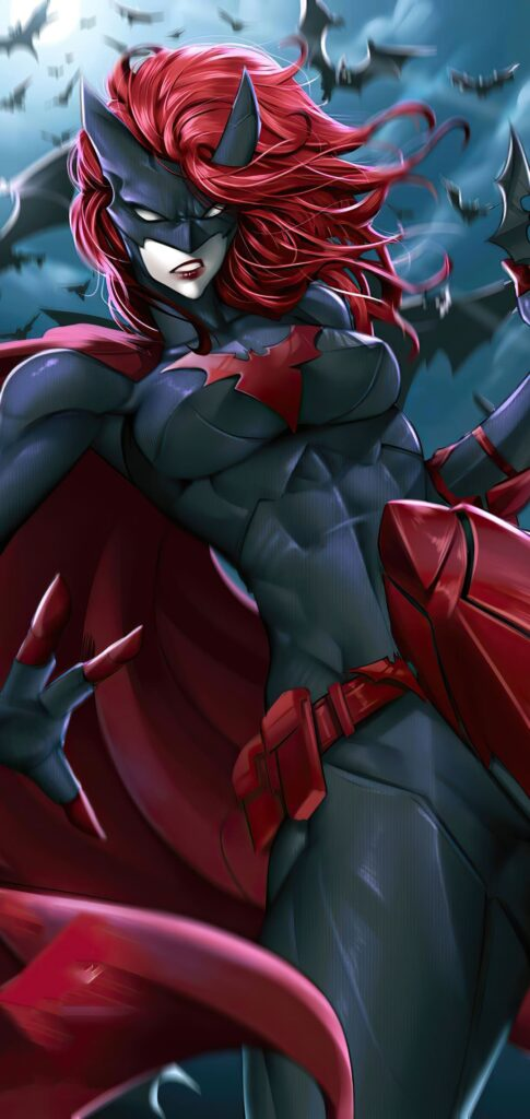 Batwoman Wallpaper For Iphone 11 Max
