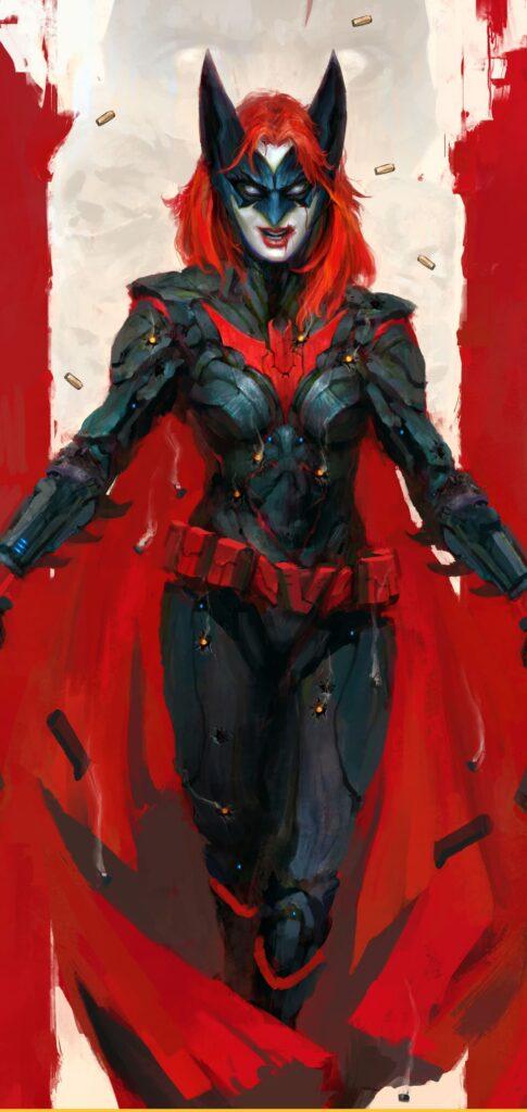 Batwoman Wallpaper For Iphone 7