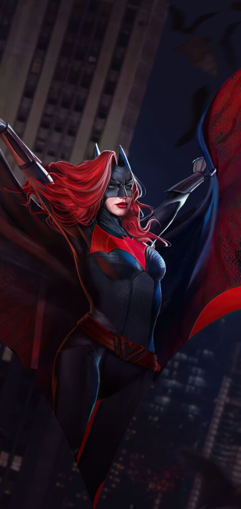 Batwoman Wallpaper For Iphone 7 Plus