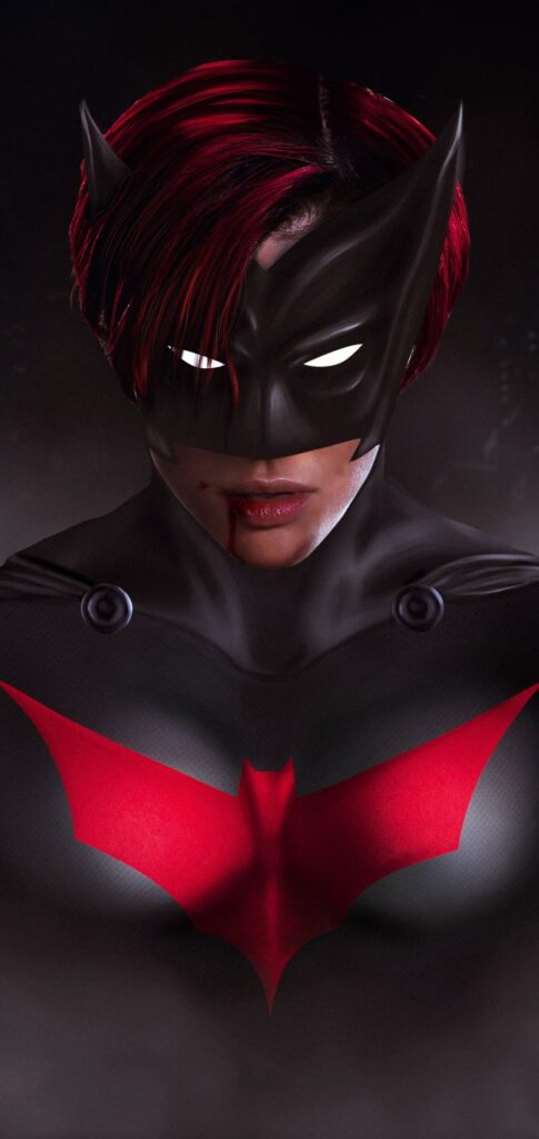 Batwoman Wallpaper For Iphone 8