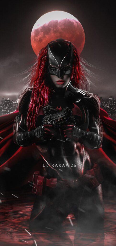 Batwoman Wallpaper For Iphone 8 Plus