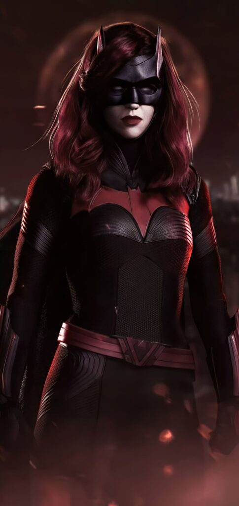 Batwoman Wallpaper For Iphone X