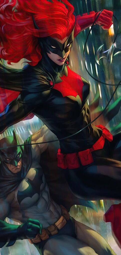 Batwoman Wallpaper For Iphone Xr