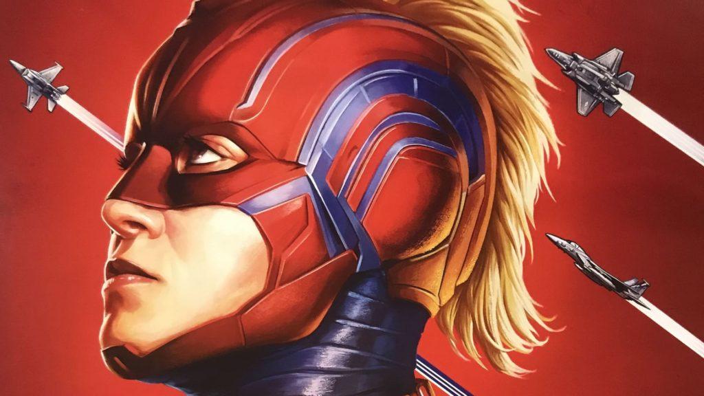 Captain Marvel Desktop Wallpapers