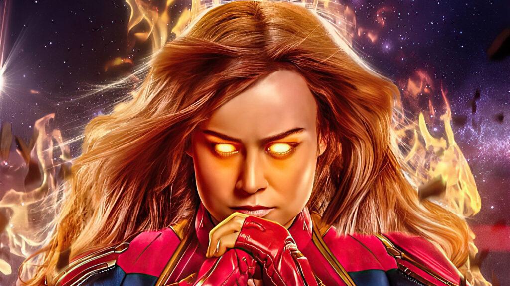 Captain Marvel For Laptop Hd Wallpaper