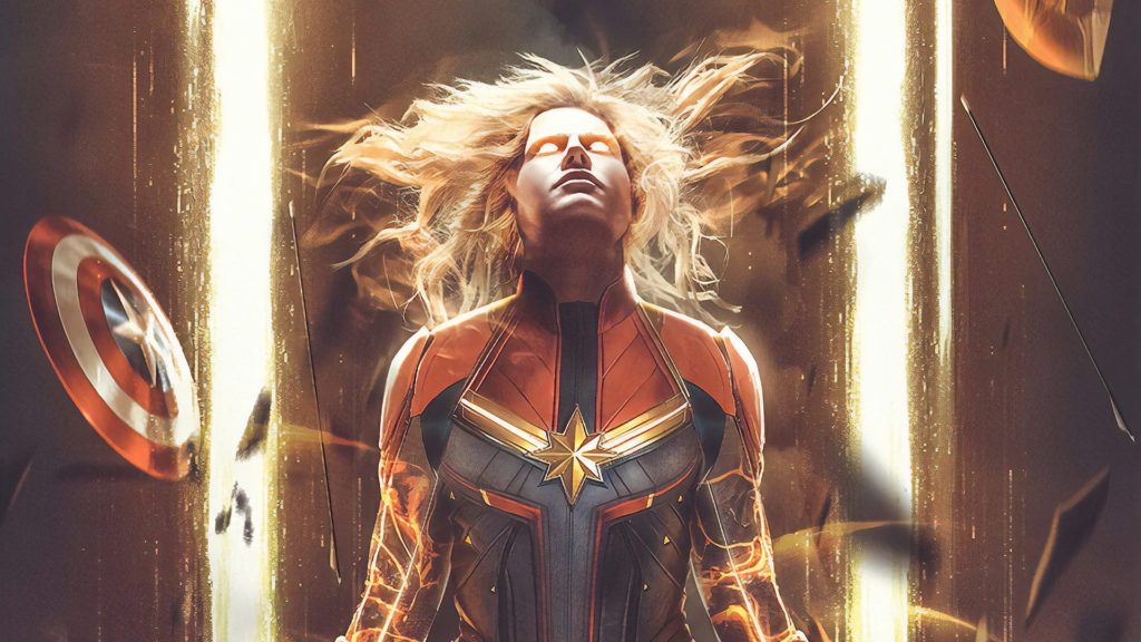 Captain Marvel Pc Wallpapers