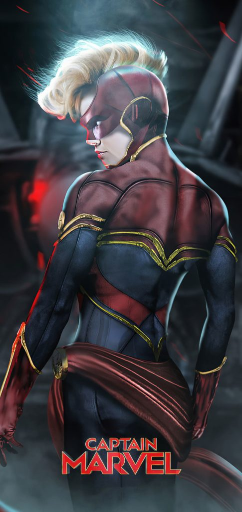 Captain Marvel Pic