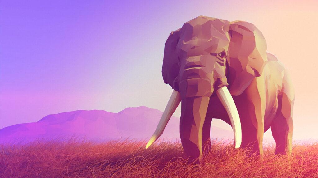 Elephant For Laptop Wallpaper Hd
