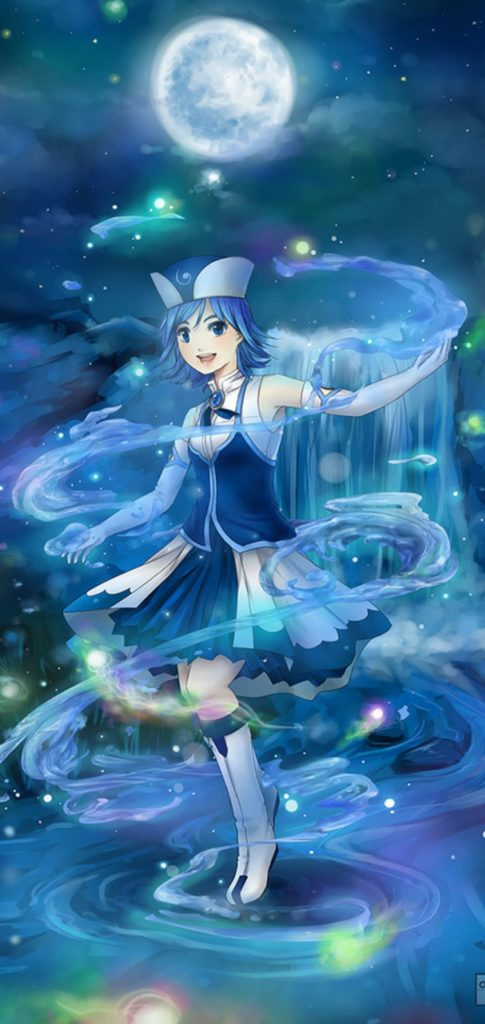 Fairy Tail Wallpaper 4k