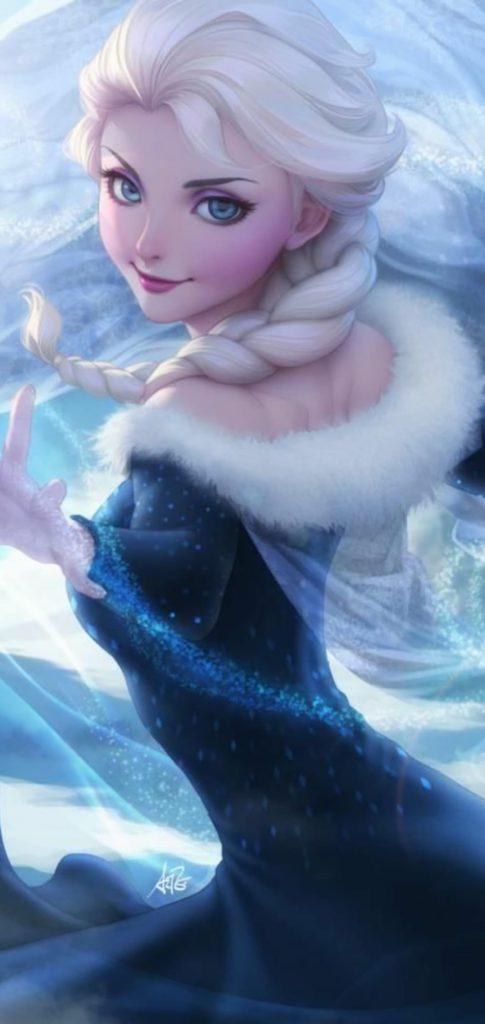 Frozen Wallpaper 2020