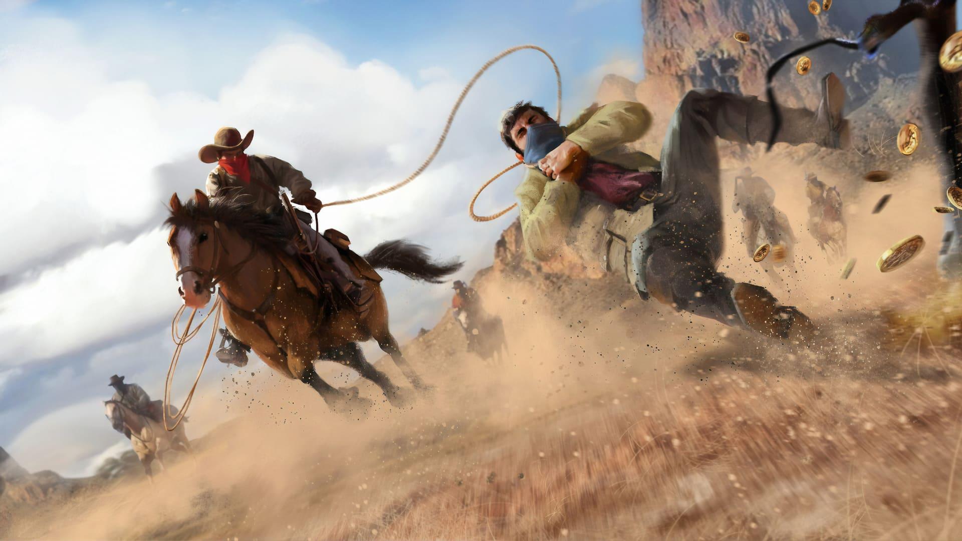 Red Dead Redemption Ii Wallpapers Top 4k Background Download