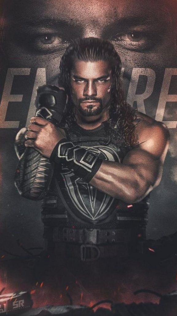 Roman Reigns Wallpaper Android
