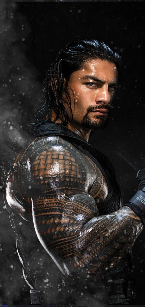 Roman Reigns Backgrounds Android