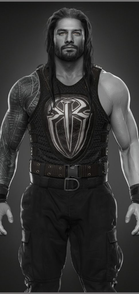 Roman Reigns Backgrounds Phone