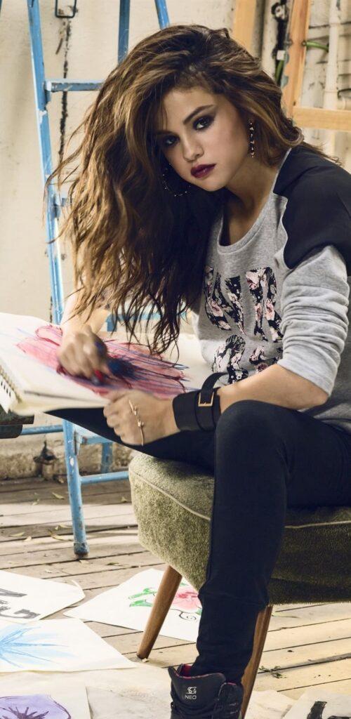 Selena Gomez Wallpaper For Iphone 8