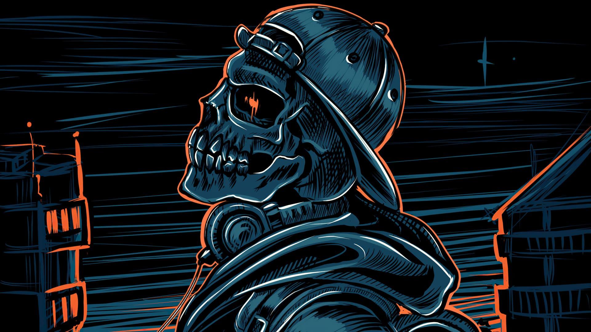 Skull Wallpapers Top 4k Background Download