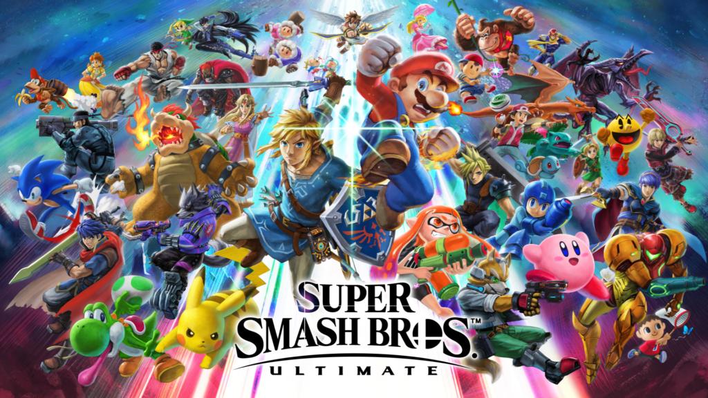 Super Smash Bros Desktop Wallpapers