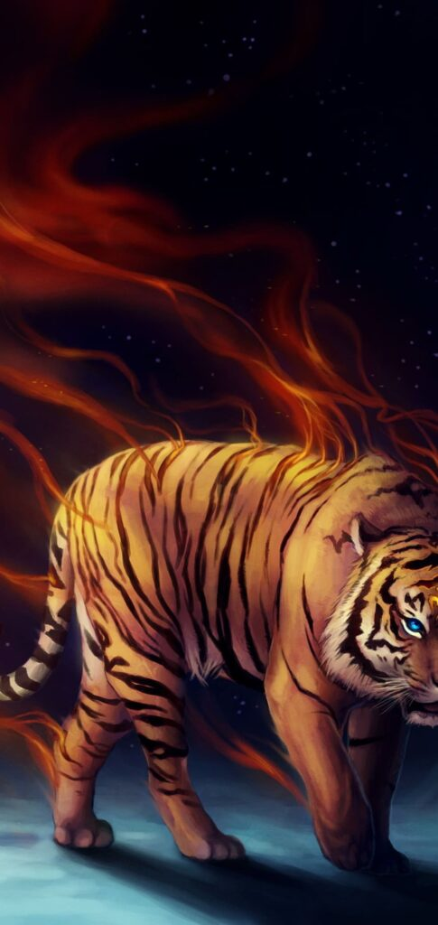 Tiger Wallpaper For Phone