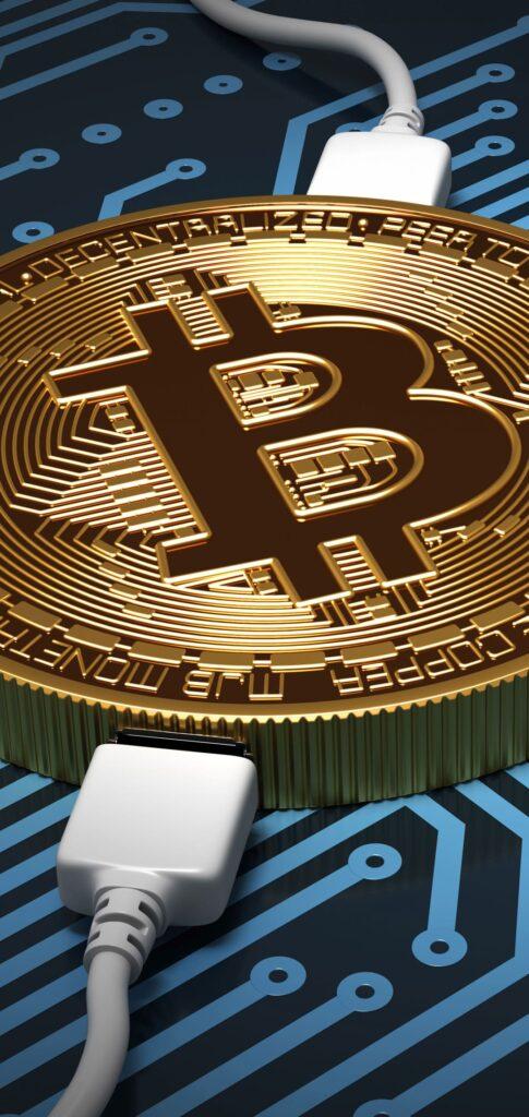 Bitcoin Wallpaper 2020