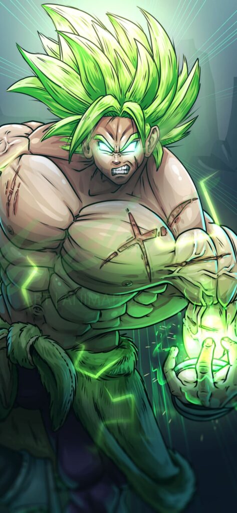 Broly Backgrounds