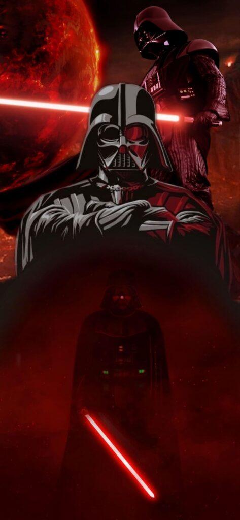 Darth Vader Cute Wallpaper