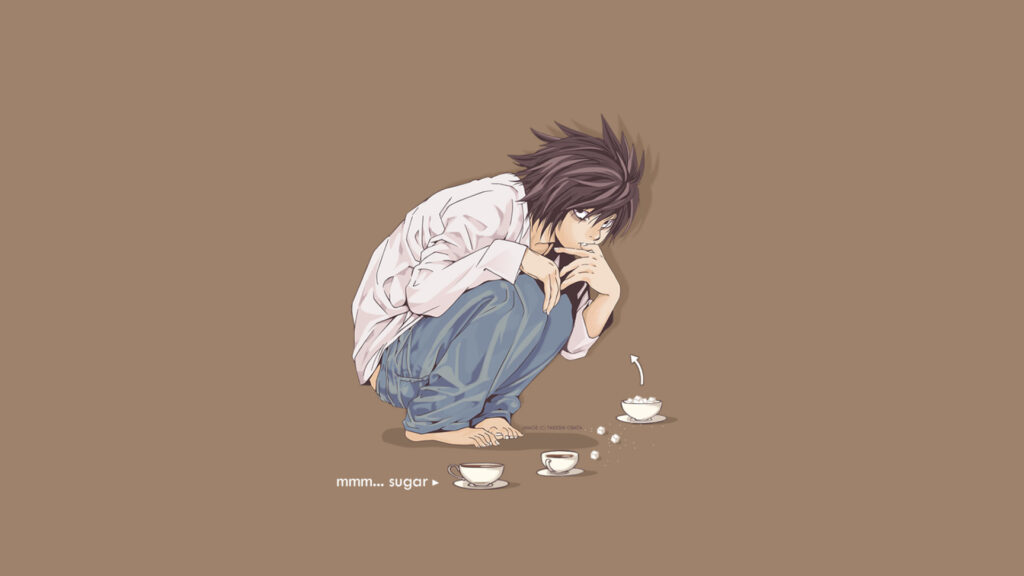 Death Note Wallpaper Laptop