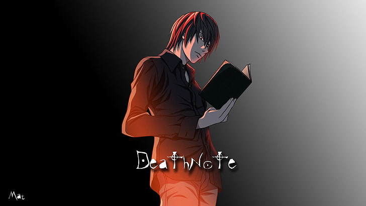 Death Note Wallpaper Pc