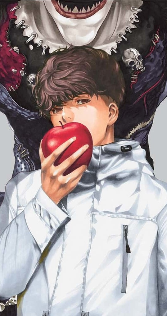 Death Note Wallpaper Phone